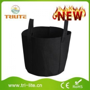 China Hydroponics indoor growing Plants Fabric Grow Bags on sale