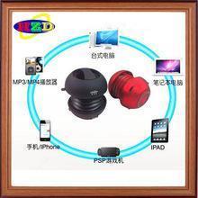 China Promotional item top Sale New Portable Mini USB Mp3 Round Bluetooth Speaker on sale