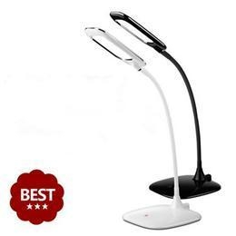 China New 2014 Flexible dimmable touch led table lamp led desk lamp led light on sale