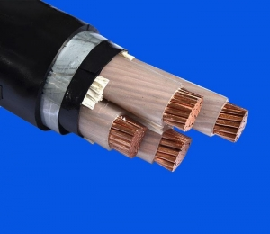 China XLPE Insulated Electrical Cable for rated Voltage 0.6/1 kV on sale