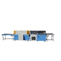 heat Shrink wrapping machine SF5545-A Automatic film laminator Machine