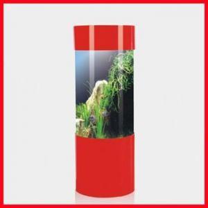 China Aquarium SUNSUN Compact Acryl View Aquariums 147L 2*10W(T8) JY-500 on sale
