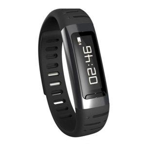 China Newest style bracelet bangle smart watch, silicone bluetooth bracelet pedometer on sale