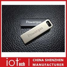 China Novelty Metal Pendrive Bulk 1GB USB Flash Drives on sale