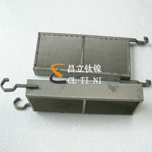 China Titanium Basket electroplating titanium anode basket on sale