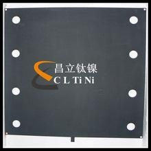 China Ruthenium-Titanium Coating MMO Titanium Anode for Salt Chlorinator on sale