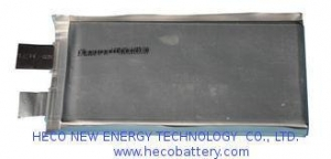 China 8Ah lithium Iron Phosphate Battery Cell , Pouch LFP Cell 1268135 on sale