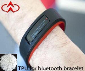 China TPU Material Bracelet on sale