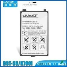 China 3.6V 700mAh BST-35 k700i Battery for Sony Ericsson phone on sale