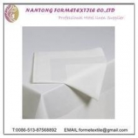 Table linen -- satin band cotton table cloth for restaurant