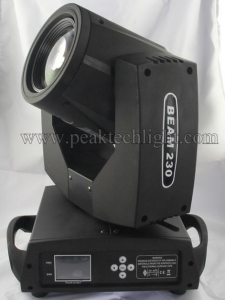 China PT-BM230 Beam 7R 230w Moving Head Sharpy on sale