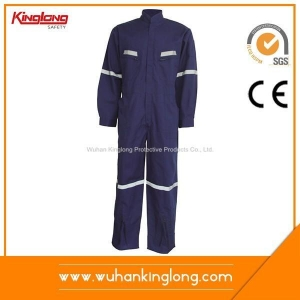 China South America Style Miner Hi Vis Coverall on sale