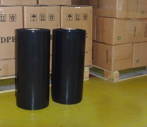 China dark green color HDPE bale net wrapping ( 1.23 x 2000m ) on sale