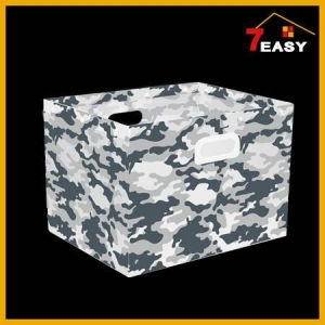 China Storage box DB-58: 38x30x13.5cm (Pattern A) storage cube on sale