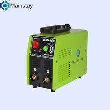 China OEM ODM Avialable Single Phase Portable Arc Welding Machine MMA168 on sale