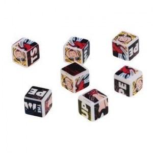 China Promotional Custom Printing Dice For Fun on sale
