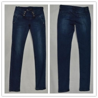 China classical and high quality jeans women's jeans pant on sale