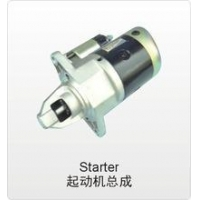 cheap gonow spare parts engine starter