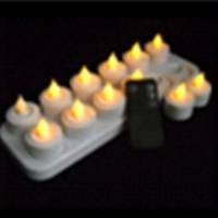 China RECHARGEABLE LED CANDLE REMOTE RECHARGEABLE LED CANDLE Product No.:20151230142914 on sale