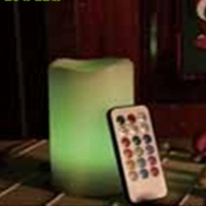 China WAX LED CANDLE RGB REMOTE WAX LED CANDLE on sale