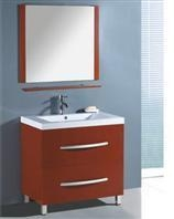 China Modern Free Standing Bathroom Cabinets on sale