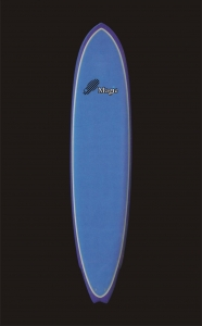China Model#E019 Best blue quality epoxy surfboard on hot sale on sale