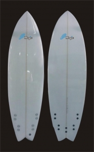 China Model#S014 Blank short surfboard design by customer on sale