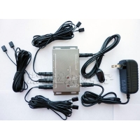 Remote Control IR Repeater/ IR Extender with 1 Receiver & 6 Emitters BD106
