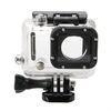 China Transparent ABS Glass Go Pro Waterproof Case Diving Sport Camera Mounts for sale