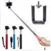 China Handheld Camera Selfie Stick Monopod , Extendable Self Portrait Monopod Holder for sale
