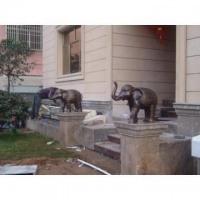 China China Outdoor Playground large animal sculptures Manufacturers on sale