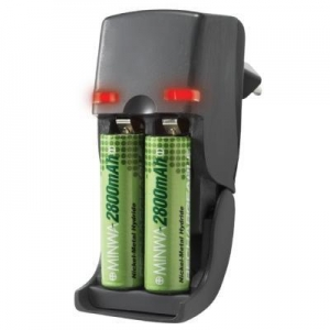 China Battery Charger Foldable AA/AAA Battery Charger on sale