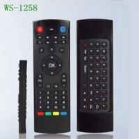 Ultrathin Design IR Learning Smart TV Remote Control from Guangdong Manufature Factory