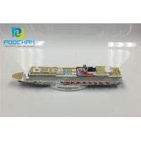 Simulation Model NORWEGIAN GETAWAY Cruise Ships Model