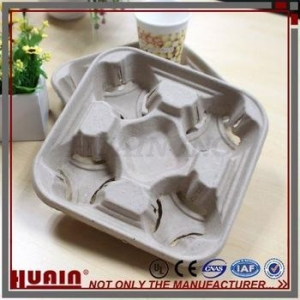 China A. Packaging Solution Molded Pulp paper pulp egg tray on sale