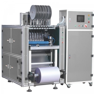 China Magnetic tape laying machine on sale