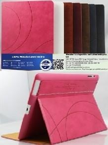 China tablet PC AND SMART WATCH case real leather ipad/samsung case on sale