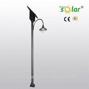 China IP65 CE integrated china supplier 100w solar panel led light street light JR-523 on sale