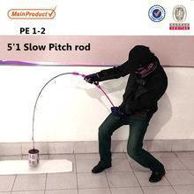 China JGR169 Jigging rod blank rod srf fishing rod carbon slow pitch rod on sale
