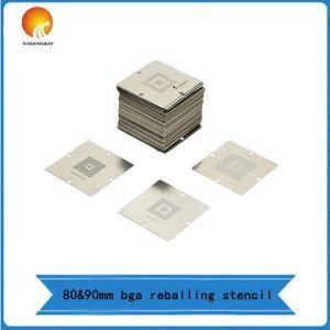 China Item No:New 80&90 mobile laptop game motherboard bga reballing stencil 341pcs /set on sale