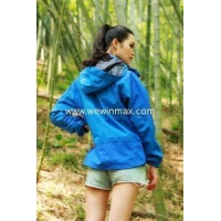 China three temperature switch winter women jacket clothing heated jacket with carbon fiber pads on sale