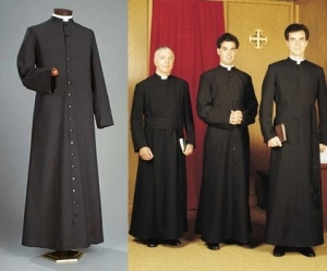 China Altar men and boy's Cassock on sale