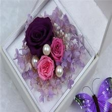 China preserved fresh flower department preserved nature flower on sale