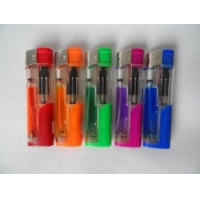 China Electronic Lighters lighter with led lamp on sale