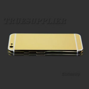 China wholesale goods gold plated color for iphone 6s gold housing on sale