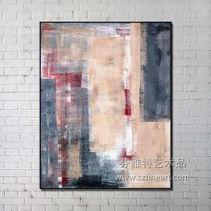 China New Arrival Abstract handmade abstract watercolor painting on sale