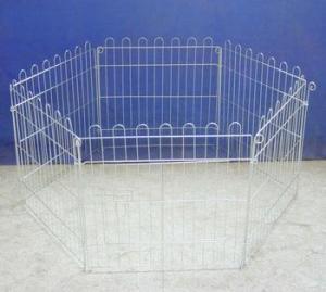 China 6 panels dog exercise pen on sale