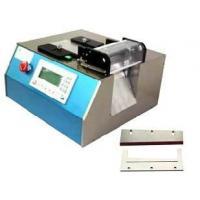 Rapid test guillotine cutter ProgrammedhighspeedcutterZQ4000
