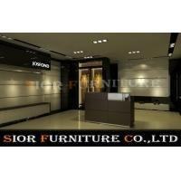 China Fashion Wood Cloth Store Fixtures on sale