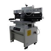 China GSD YS1200 semi automatic solder paste printer on sale